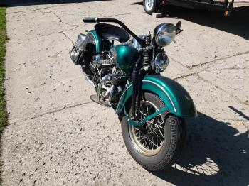 Salvage Harley-Davidson Other